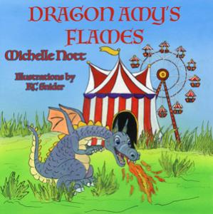 dragon amy's flame