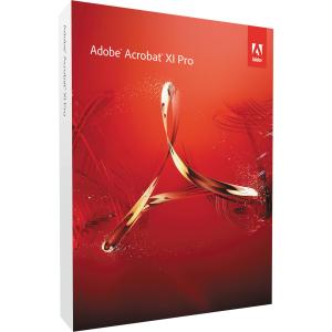Adobe Acrobat Xi Pro | Software | Internet