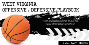 west virginia offensive - defensive playbook