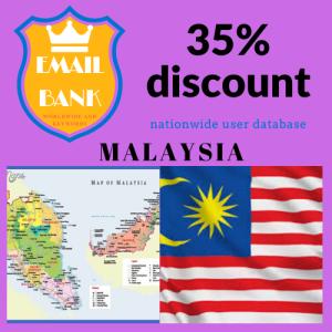 email data malaysia