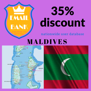 email data maldives