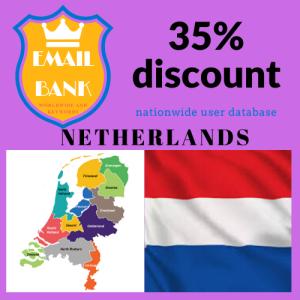 email data netherlands