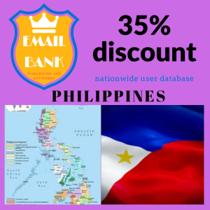Email Data Philippines | Documents and Forms | Business