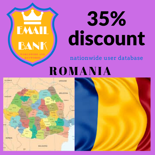 First Additional product image for - Email Data Romania
