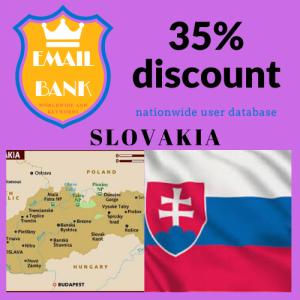 email data slovakia