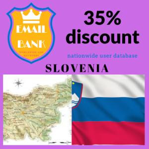 email data slovenia