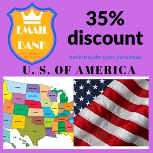email data united states