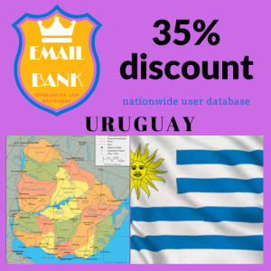 email data uruguay