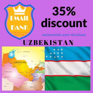 email data uzbekistan