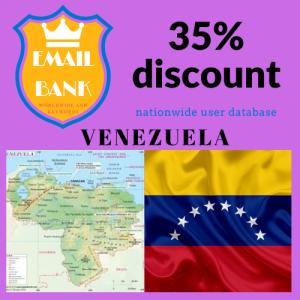 email data venezuela