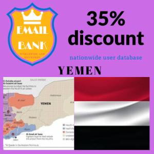 email data yemen