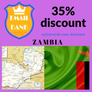 email data zambia