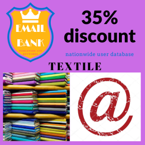 Email Data TEXTILE | Documents and Forms | Business