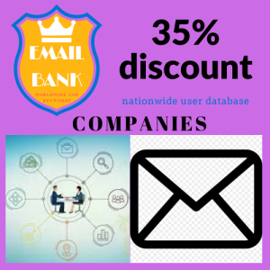 email data companies