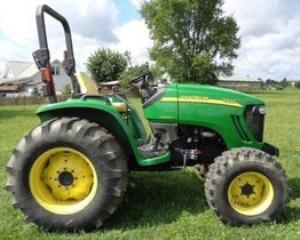 instant download john deere compact utility tractors 4120, 4320, 4520, 4720 w/o cab technical service manual tm2137