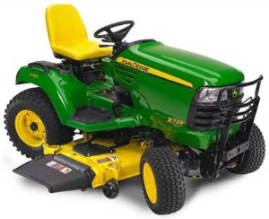 instant download john deere x700, x720, x724, x728, x729 lawn tractors ultimate select series technical manual tm2349