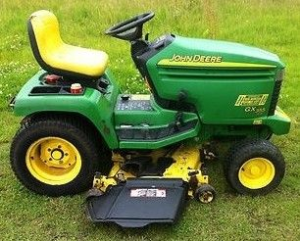 instant download john deere gx355d lawn and garden tractors technical service manual tm1974