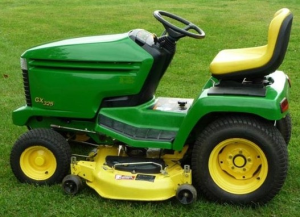 instant download john deere gx325, gx335, gx345, gx255 lawn and garden tractors technical service manual tm1973