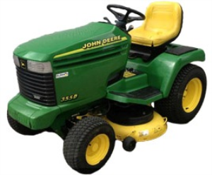 instant download john deere 355d (sn. 085001-) lawn and garden tractors technical service manual tm1771