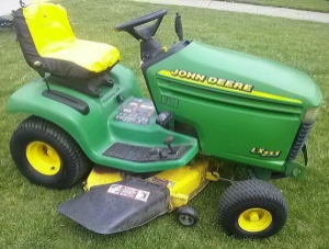 instant download john deere lx255, lx266, lx277, lx277aws, lx279, lx288 lawn tractors technical service manual tm1754