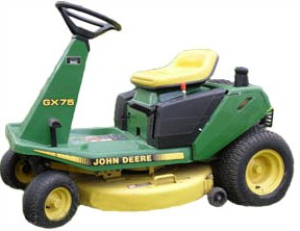 instant download john deere riding mowers type gx70, gx75, gx85, gx95, srx75, srx95, sx85 technical service manual tm1491