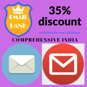 comprehensive india users