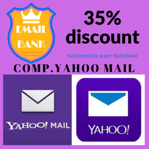 comprehensive yahoo mail users - worldwide