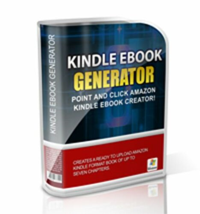 First Additional product image for - Point & Click Amazon Kindle eBook Creator