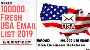Usa Emails Database (100k) | Documents and Forms | Business