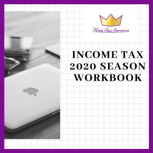 income tax 2020 workbook