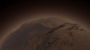 mars cinema 4d file and 16k textures