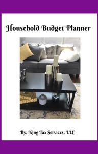 household budge planner