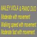 Viola& Piano Duo | Music | Classical