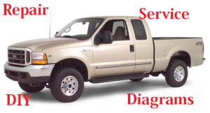 1998 - 2004 ford f250 / f350 service repair manual
