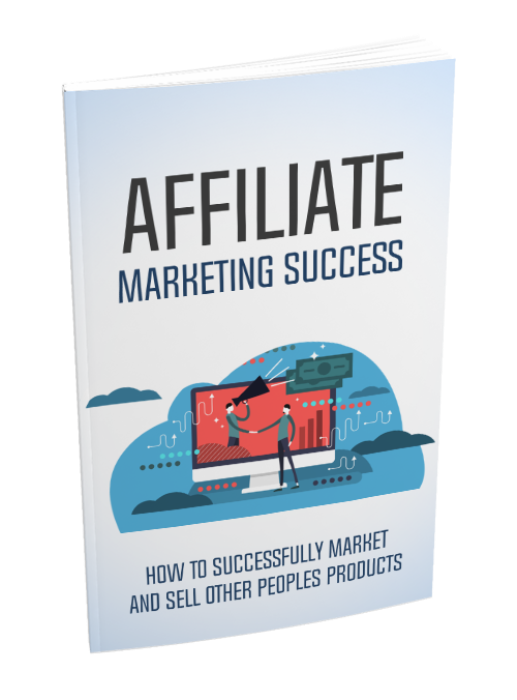 Third Additional product image for - Learn How to Generate Profits Like the Top Brands Using Affiliate Marketing! This is the ULTIMATE Guide to Earning MASSIVE Passive Income With Affiliate Products!""