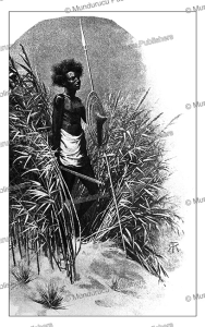 Native of East Sudan, Talbot Kellly, 1896   Photos and Images   Travel