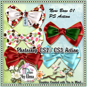 EDR New Bow 01 | Other Files | Scrapbooking
