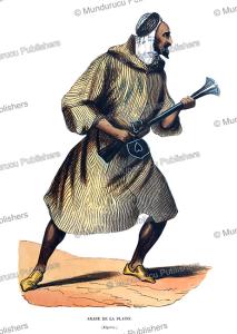 Arabic nomad, Algeria, Francois Pannemaker, 1844 | Photos and Images | Travel