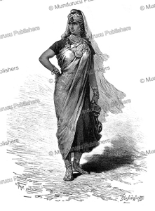 Woman from Rhadames, Algeria, Pranishnikoff, 1881   Photos and Images   Travel