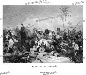 Battle of Staoueli (1830), Algeria, Girardet, 1846 | Photos and Images | Travel