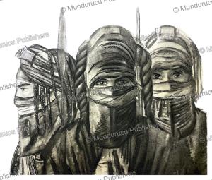 Tuareg warriors, Jouve, 1938   Photos and Images   Travel