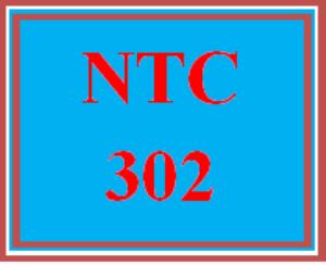 ntc 302 wk 5 discussion - architecting versus building