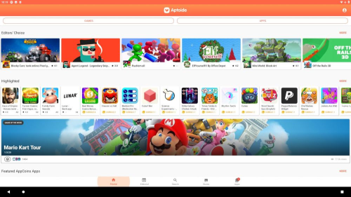 Second Additional product image for - Android-x86_64 10 with Google Play Store, Aptoide App Manager and F-Droid