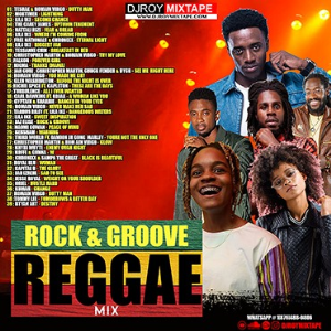 dj roy rock & grrove reggae mix 2020