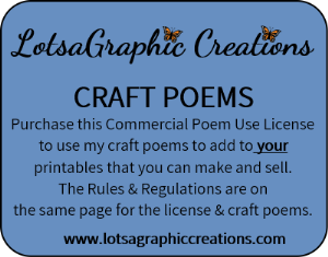commercial poem use license