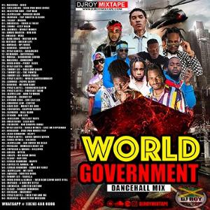 dj roy world government dancehall mix 2020