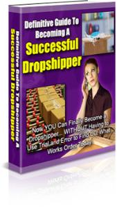 successful dropshipper guide - money maker