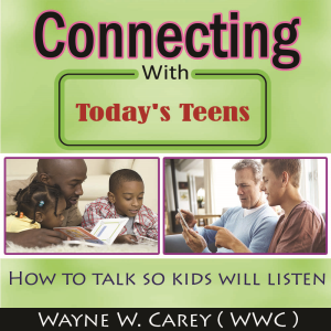 apex youth resources- connecting with today's teen: how to talk so kids will listen
