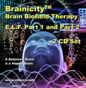 brainicitytm brain biofield therapy - e.l.f. part 1 and part 2