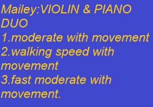 DUO for violin & piano | Music | Classical